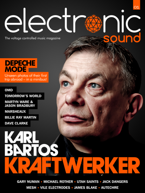 Electronic Sound (The voltage controlled music magazine)