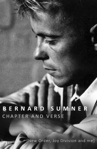 bernard sumner chapter and verse book