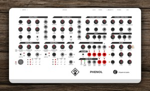 Kilpatrick Audio Phenol Modular Synthesizer