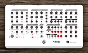 Kilpatrick Audio Phenol Modular Synthesizer